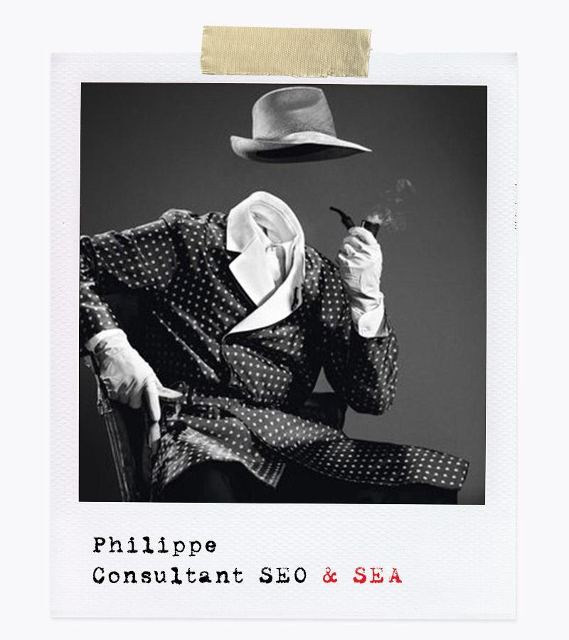 Les Affranchis - Philippe, Consultant SEO & SEA